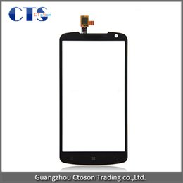 China Mobile Touch NZ - Wholesale-Mobile Phone Accessories Parts For Lenovo S920 front touch screen touchscreen cell Phones Parts china digitizer
