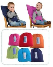 Портативный сидень Белтатравейский кормление обеденный ремень ребенка младенческий малыш младенца высокие стулья 15 шт. / Лот на Распродаже