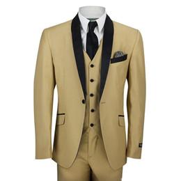 2d19f8bb23e7 Mann Hochzeitskleid Champagner Online Großhandel Vertriebspartner ...