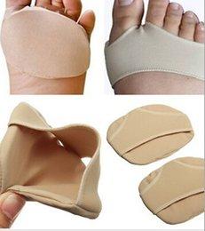 Gel Forefoot Almohadilla metatarsiana Almohadillas para pies Toe Cojines de silicona Almohadilla para el antepié Almohadilla de zapatos de tacón muy suave US22 en venta