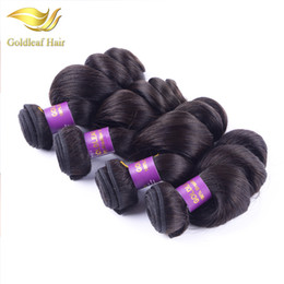 Mongolian weave prices online shopping - Brazilain Loose Wave Virgin Hair Weaves Price Malaysian Peruvian Indian Human Hair pc Loose Wave Hair Extensions