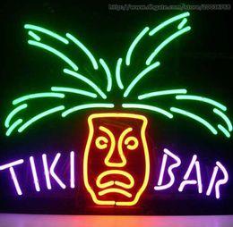 "$enCountryForm.capitalKeyWord Canada - Tiki-Bar Paradise Palm Beer Bar Open Neon Signs Handicrafted Real Glass Custom Sign Bar light Advertising Logo Sign Display Sign 24""X24"""