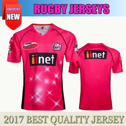 6e34f44ab3c NEW 2016-2017 2018 sydney thunder cricket jersey 16 17 18 Top Thailand  quality gentleman s game sydney Sixers Shirts Jerseys S-2XL ...