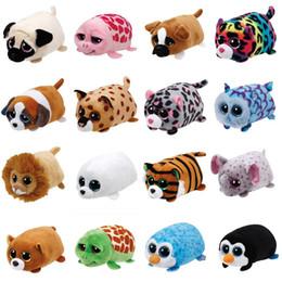 $enCountryForm.capitalKeyWord Australia - hot Styles New Tsum Tsum Ty Original Teeny Tys Mabs Giraffe Plush Toy 10cm Stuffed Animal Doll Cute Kids Toy Gift Phone Screen Cleaner