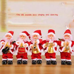 Addobbi Natalizi On Line.Decorazioni Natalizie Santa Dance Online Decorazioni Natalizie