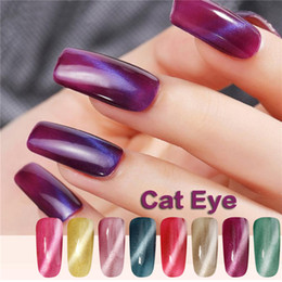 Barato Uv Gel Nail Summer Colors-Atacado-Perfect Verão UV Cat Eeys Gel Polish 36 cores Venda quente Soak Off Nail Art Longa Duração