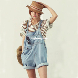 Cute Denim Overall Shorts Online | Cute Denim Overall Shorts for Sale