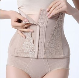 Ceinture De Taille Pas Cher-2017 s Femmes Lady Waist Tummy Belly Abdomen Slim Slimming Body Shaper Shaping Shapewear Ceinture Corset Cincher Trimmer Girdle Band # z523