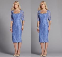 Mother of Bride Sheath Dresses