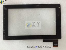 tablet pc replacement NZ - EFUN NEXBOOK 7 inch Tablet PC Digitizer Touch Screen Panel Replacement part- SG5137A-FPC-V1 ZY TOUCH