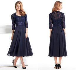 7af86375eee5 Mother grooM tea length dresses suMMer online shopping - Custom Made Tea  Length Mother Of The