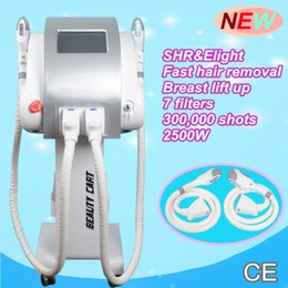 Equipo Láser Cutáneo Baratos-opt shr ipl rapido depilacion e-light laser hair removal machine 300,000 shots elight equipment