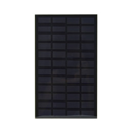 Chinese  200Pcs Lot 2.5W 12V DIY Solar Cell PET+EVA Laminated Monocrystalline Solar Cell Panel for Solar Project and Experiment DHL Shipping manufacturers