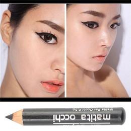 $enCountryForm.capitalKeyWord NZ - 24 pcs lot NEW Arrival Cosmetic Pencil Makeup Eyeliner Pen Eye Make Up Eyebrows Waterproof HOT Sale ML75