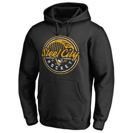 Wholesale yellow champion hoodie online – oversize 2017 NHL Pittsburgh Penguins Sweatshirts Penguins Stanley Cup Champions Sidney Crosby Evgeni Malkin Phil Kessel Hoodies