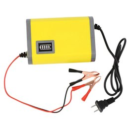$enCountryForm.capitalKeyWord Canada - Wholesale- New Portable Adapter Power Supply 12V 6A Motorcycle Car Auto Battery Charger US Plug Intelligent Charging Machine Wholesale