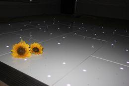 $enCountryForm.capitalKeyWord Canada - LED Dance Floor Starlit Twinkle Dance Floors White color Remote control Dj party Wedding club Stage light