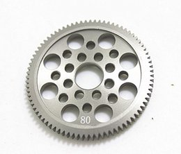 spur gears Australia - 80T 85T Metal Gear Spur Gear for SAKURA CS   XIS Drift Racing Car Steel tooth parts order<$18no track