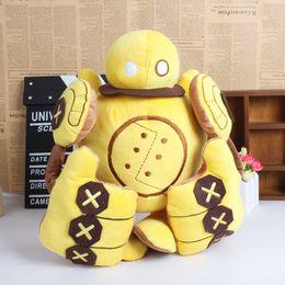 "$enCountryForm.capitalKeyWord NZ - League of Legends LOL 14"" 35cm BLITZCRANK Robot Soft Plush Toy Doll High and Good Quality Plush"