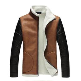 Discount Mens Shearling Coat | 2017 Mens Shearling Coat on Sale at ...