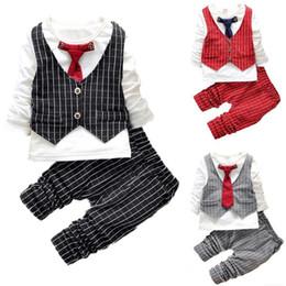 Discount Gentleman Suit Fashion Toddler Boy | 2017 Gentleman Suit ...