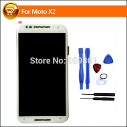 $enCountryForm.capitalKeyWord NZ - Wholesale-White For Motorola MOTO X+1 X2 XT1092 XT1095 XT1096 XT1097 LCD Display With Touch Screen Digitizer Assembly With Frame,Free Ship
