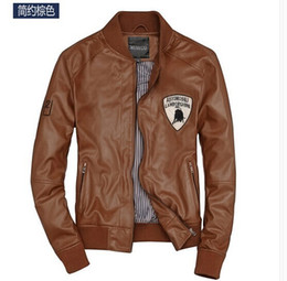 New Pattern Mens Leather Jackets Online | New Pattern Mens Leather ...