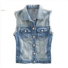 Discount Wear Jeans Jacket Women | 2017 Wear Jeans Jacket Women on ...