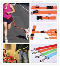 $enCountryForm.capitalKeyWord Canada - New Pet Products Dog Running Leash Hauling Cable Dog Collars Leads Traction Belt Pet Traction Rope Dog Training Suppliers 1 PCS Lot