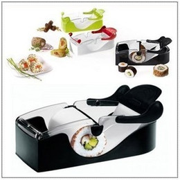 Sushi Maker Cutter NZ - Perfect Roll-Sushi Easy Sushi Maker Cutter Roller DIY Kitchen Perfect Magic Onigiri Roll Tool Sushi Mold Cooking Tools