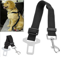 $enCountryForm.capitalKeyWord Canada - Adjustable Pet Cat Dog Car Safety Belt Collars Pet Restraint Lead Leash travel Clip Car Safety Harness Free Shipping
