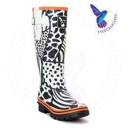 Discount Waterproof Women Wellies Fashion Rain Boots | 2017 ...