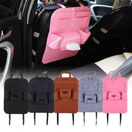 Robe Hooks Gsfy Wholesale Convenient Double Vehicle Hangers Auto Car Seat Headrest Bag Hook Holder New