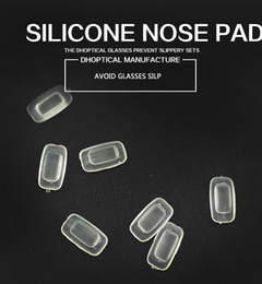 EyEglassEs shops online shopping - silicone nose pad steel frame nose pad glasses part push in CY022 free shippig low price eyeglasses accessoire for glasses shop