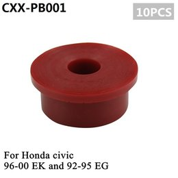 $enCountryForm.capitalKeyWord Australia - Engine Swap Mount Bracket Bushing Inserts Kit Replacement Polyurethane Fit for Honda civic 96-00 EK and 92-95 EG CXX-PB001