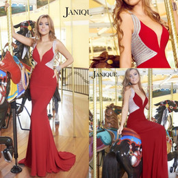 Wholesale see sided dress for sale – plus size New Sexy Backless Beaded Evening Dresses Vestidos De Fiesta Sheer Sweetheart Mermaid Evening Party Gowns with See Through Side