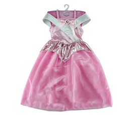 Chinese  Kids Girls Sleeping Beauty Princess Dress Cosplay Costumes Wear Perform Clothes Dresses,Wedding Party Dress manufacturers