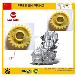 $enCountryForm.capitalKeyWord NZ - Water Buffalo water pump plastic gear 250cc LONCIN water cooled engine water pump impeller gear 21 teeth free shipping order<$18no track