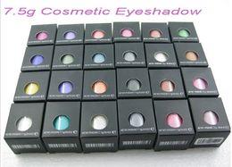 $enCountryForm.capitalKeyWord Canada - Free Shipping New Brand Makeup 7.5g Pigment Eyeshadow   Single Loose Eye Shadow With English Name 24 Colors 24pcs lot