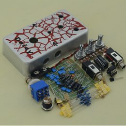 Echo Pedals Australia - Build your own DIY Delay-1 Guitar Effect Pedal Electric Pedals