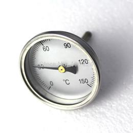"$enCountryForm.capitalKeyWord Canada - Food-grade Stainless Steel Bimetal Thermometer 0-150 Celcius Degree 2""Probe 1 4"" Thread Homebrewing Kettle Distiller order<$18no track"