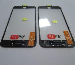 $enCountryForm.capitalKeyWord Australia - Newest Parts For iPhone 8G Glass with Bezel Frame+OCA Adhesive Sticker Film Cracked LCD Screen Fix