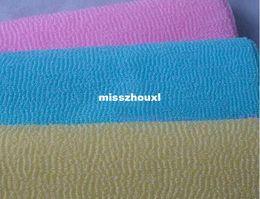 $enCountryForm.capitalKeyWord Canada - 2016 Glove Rushed Bath Wholesale Salux Nylon Japanese Exfoliating Beauty Skin Shower Wash Cloth Towel Back Scrub Colors Hot Sell