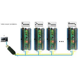 $enCountryForm.capitalKeyWord Australia - 1pc 12V 32 Channel RS485 Relay Module Serial Switch PLC Controller XXM8