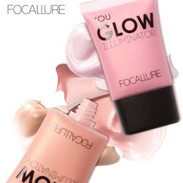 Face Glow Cream Australia - Glow Liquid Illuminatore Face Body Highlighter Cream for Shimmer Skin Perfector Primer