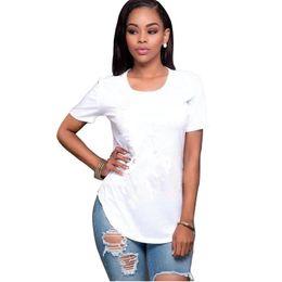 Pug Print shirt online shopping - Brand Top Quality Cotton Cut Pug Print Women T Shirt Casual O Neck Women T Shirt Design with Pattern Tee Shirts Female Size S XL