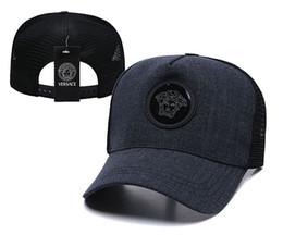 1c5e12bf733 Vintage Medusa Cotton fitted flat caps Adult mens designer flexfit cap  womens snapback hats odd future Caps DF5G22