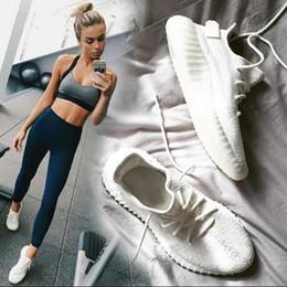 Pink boxing shoes for men online shopping - V2 Kanye West Zebra Beluga Women Men Basketball Design Running Shoes Sneakers For Promotion