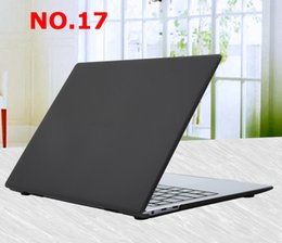 hard shell case for laptops UK - Laptop Case for Huawei Matebook D14 D15 2020 Crystal Clear Transparent Matte Hard Laptop Shell Cover for Matebook D 14 D 15 Case