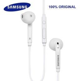 Speaker Ear Australia - New wholesale eo-eg920bw earphone In-ear with speaker control for xiaomi note1 2 3 rednote 1 2 3 4 Galaxy S9 S9Plus S8Edge